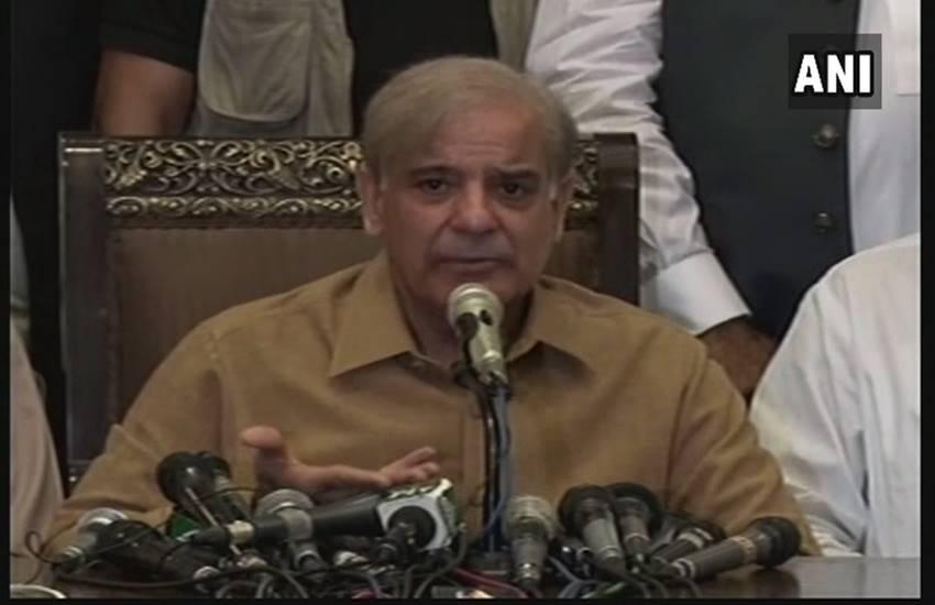 Shehbaz Sharif, Nawaz Sharif, PMLN, PMLN President, Pakistan ex pm, Pakistan, India, Hindi news, News in hindi, Jansatta
