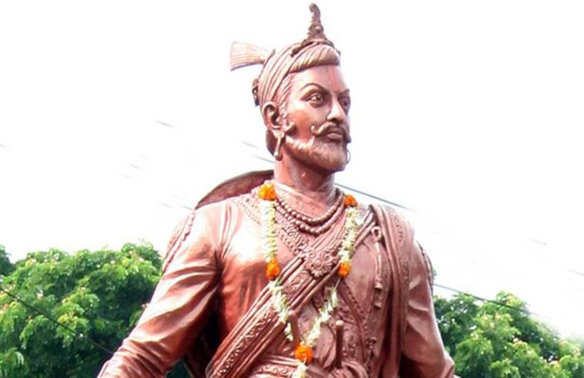 Shivaji, Shivaji Maharaj, Class 5 book, Marataha king, Maharashtra, mumbai, mumbai news, sambhaji brigade, Hindi news, News in Hindi, Jansatta