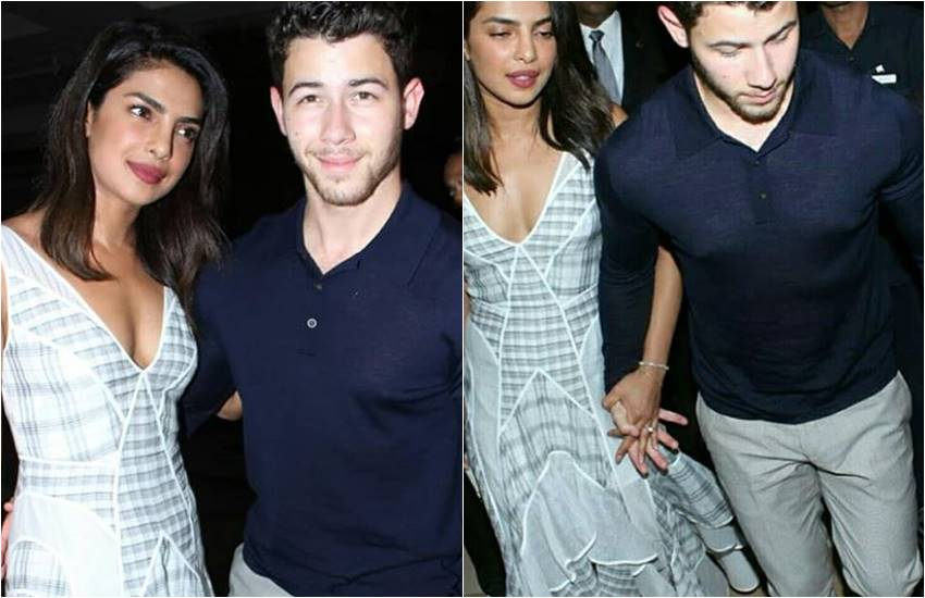 Priyanka Chopra and Nick Jonas Engagement, priyanka chopra getting official engaged, priyanka with nick jonas, Priyanka Chopra and Nick Jonas Engagement party, priyanka's mumbai juhu house, Priyanka Chopra and Nick Jonas Engagement, entertainment news, bollwoodnews, television news