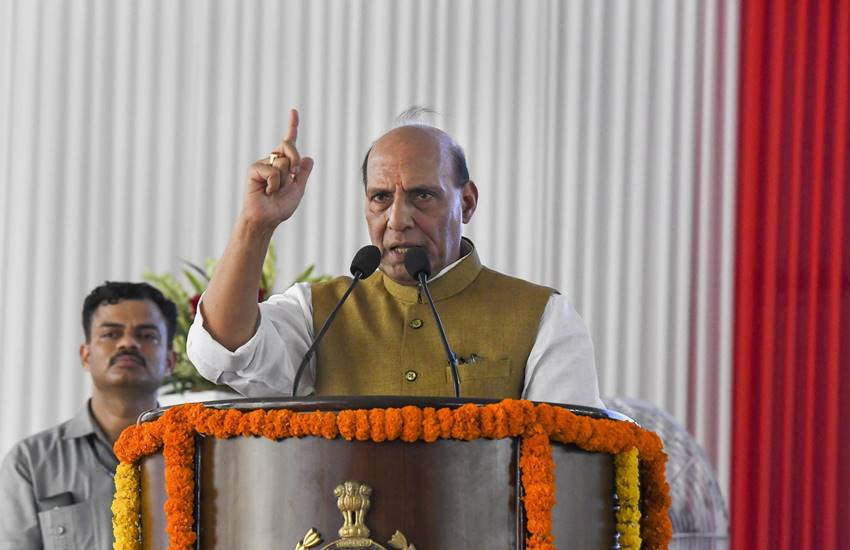 Rajnath Singh, Home Minister Rajnath Singh, BJP state executive meet, BJP meet in meerut, Meerut news, Hindi news, News in Hindi, Jansatta
