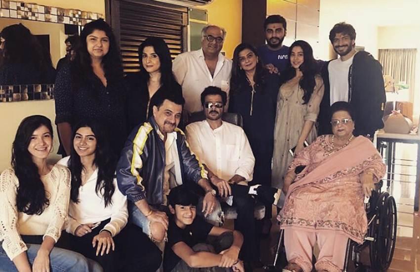 anil kapoor, arjun kapoor, anil kapoor parineeti chopra, anil kapoor ek ladki ko dekha to aisa laga, arjun kapoor family photo, arjun kapoor twitter