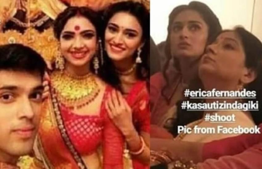 Kasauti Zindagi Kay 2,Erica Fernandes,Parth Samthaan,Ekta Kapoor,Kasauti Zindagi Kay 2 leaked pics
