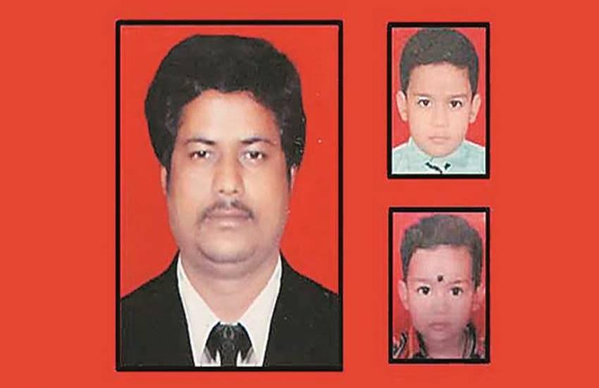 pune, pune man, pune man kills his two sons, Father murders children, pune father murders kids, pune murder, pune suicide, pune news, crime news, Hindi news, News in Hindi, Jansatta