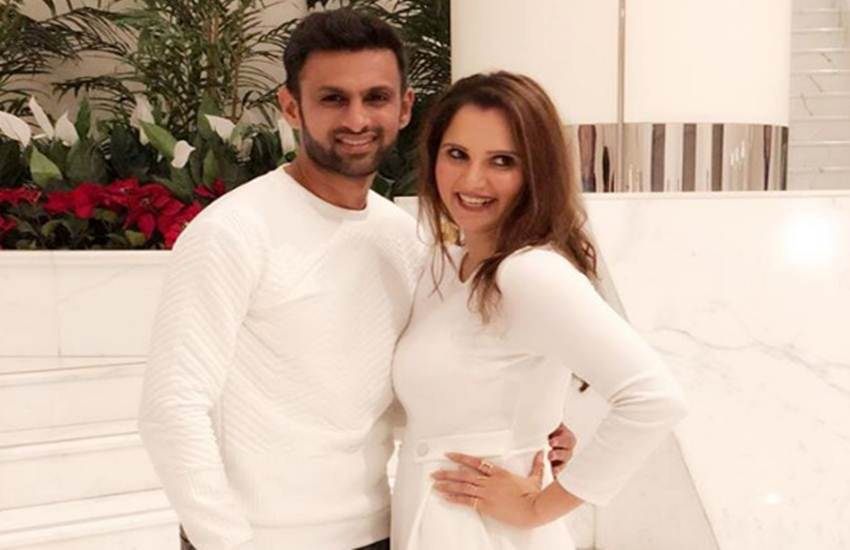 Sania Mirza, Maternity Photoshoot Viral, Sania Mirza Netizens Predict Unborn, Sania Mirza photoshoot, Sania Mirza photos, Sania Mirza news, jansatta, entertainment news, bollywood news