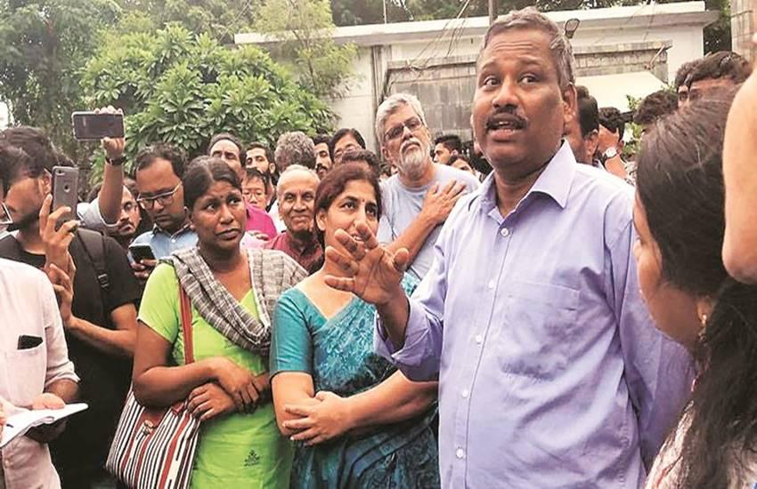 Varavara Rao, Varavara Rao daughter, elgaar parishad, bhima koregaon violence, maoist activists arrest, pune police, hindi news, news in Hindi, Jansatta
