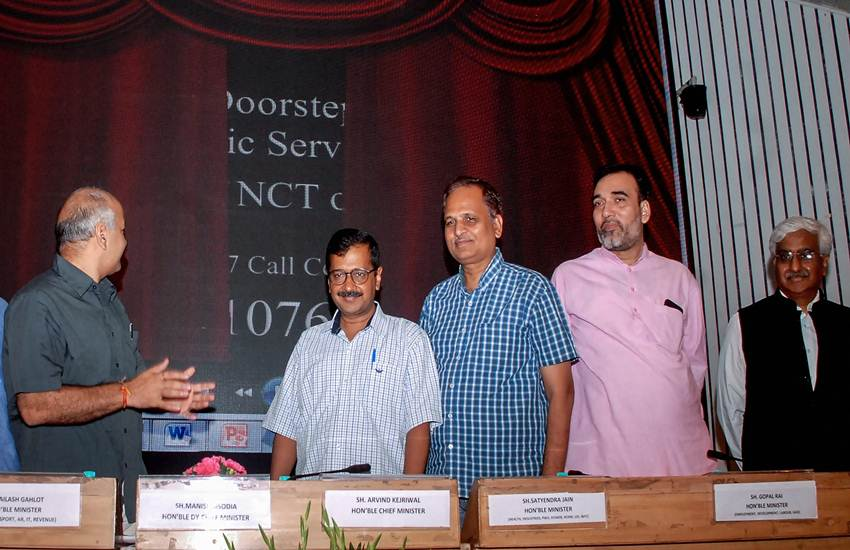 Arvind Kejriwal, CM, AAP, Doorstep Service, Government Services, Certificate, DL, Mobile Assistant, Home, Service, Documents, Verification, Process, Call Centre, Number, 1076, Calls, New Delhi, State News, Hindi News