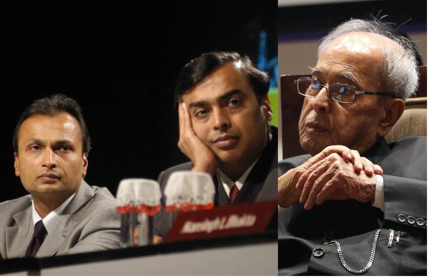 Corporate Wars, Family Feuds, India Inc, Ambani Brothers Fight, Mukesh Ambani, Anil Ambani, Dhirubhai Ambani, Relaince Group, Corporate, War, Family, Feud, Finance Minister, Pranab Mukherjee, Solve, Issue, Birlas, Ambani vs Ambani, Shivinder Mohan Singh, Founder, Fortis Healthcare, Former Ranbaxy Promoter, Elder Brother, Malvinder, National Company Law Tribunal, Law Suit, Singhania Vs Singhania, Business News, India News, Hindi News