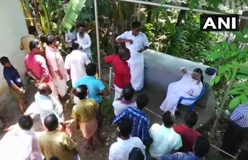 Nun, Dead, Dead Body, Float, Well, Convent, Pathanapuram, Kollam, Kerala, State News, Hindi News