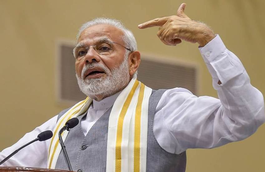 Narendra Modi, PM, India, Old Days, Chaudhry, Chai, Tea, Nandurbar, Maharashtra, Aanganwadi Workers, Talk, Video Conferencing, National News, Hindi News