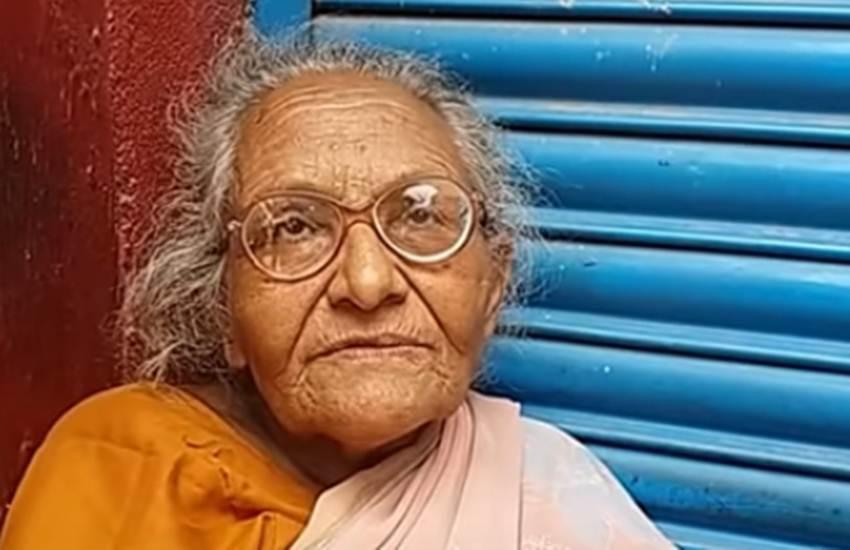 Poornima Devi, Folk Singer, Singing, Begging, Kali Ghat, Patna, Bihar, Bihar Government, No Help, Registered Artist, Delhi Government, Bihar, State News, Hindi News