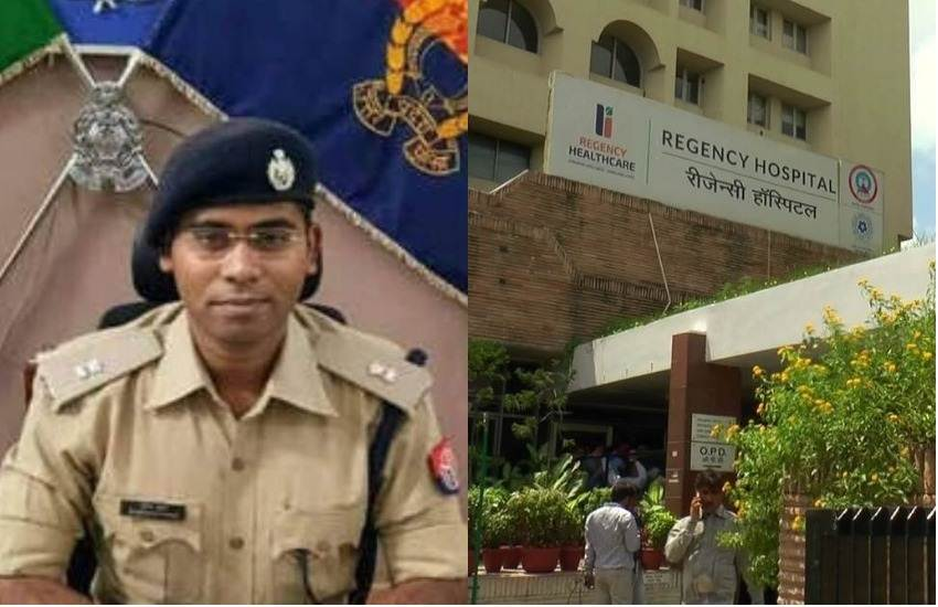Surendra Kumar, IPS Officer, Death, Died, Consume, Poison, Family Tension, SP City, Kanpur, UP, State News, Hindi News