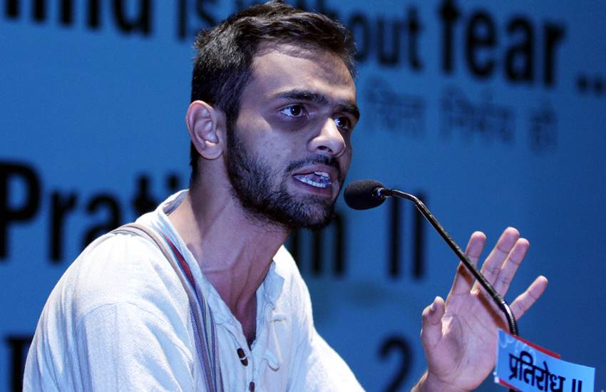 Harduaganj Encounter Case, Aligarh Encounter, Jawahar Lal Nehru University, JNU Student, Student Leader, Umar Khalid, Aligarh Muslim University, AMU, Mashkoor Ahmed Usmani, Faizul Hassan, Allegation, Abduction, Gangster, Naushad, Mustkeem, Atrauli, Aligarh, Kotwali, UP Police, State News, National News, Hindi News