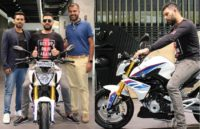 Yuvraj Singh, Yuvraj Singh New Bike, Yuvi, Yuvi New Motorcycle, BMW G310R, Price 2.99 Lack Rupees, BMW G310R Rival, BMW G310R Power, Yuvraj Singh Cars, Yuvraj singh Bikes, Yuvraj Singh Car Collection, Audi Q5, Bentley Continental, BMW M3 Convertible, Porsche 911, BMW M5, Mercedes-Benz S-Class, Hero Honda CBZ Xtreme, Car-Bike News, Auto News, Cricket News, Sports News, Hindi News