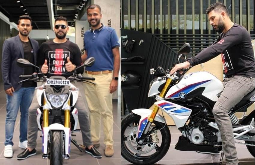 युवराज सिंह ने खरीदी बीएमडब्ल्यू की यह दमदार मोटरसाइकिल, जानें क्या है खासियत