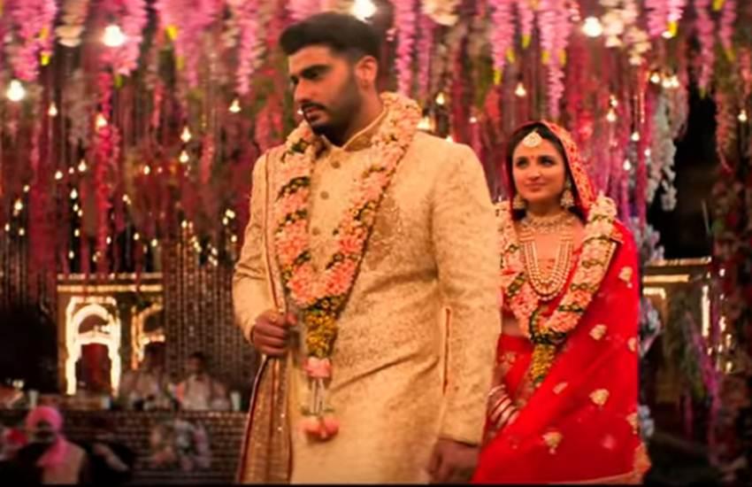 Namaste England Trailer realease, Namaste England Trailer , Namaste England Trailer hindi, Arjun Kapoor, Parineeti Chopra playing punjabi , couple impressive chemistry
