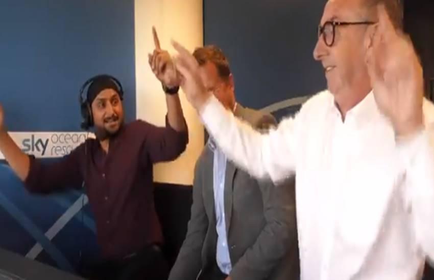 Ind vs Eng 5th Test: मैदान से लेकर कमेंट्री रूम तक में हुआ भांगड़ा, वीडियो में देखें कौन-कौन नाचा