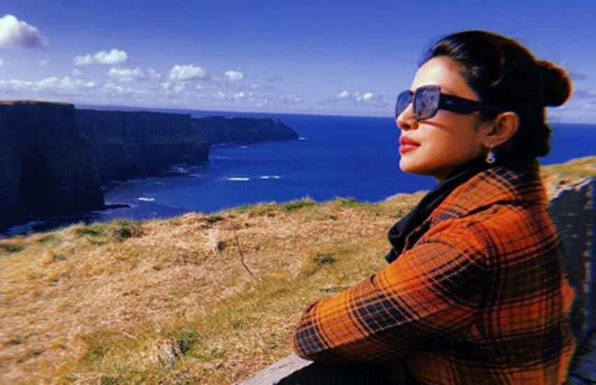 Priyanka chopra, aasthma, since five years old, nick jonas, quantico, the sky, Bollywood Photos, Latest Bollywood Photographs, Bollywood Images, Latest Bollywood photos