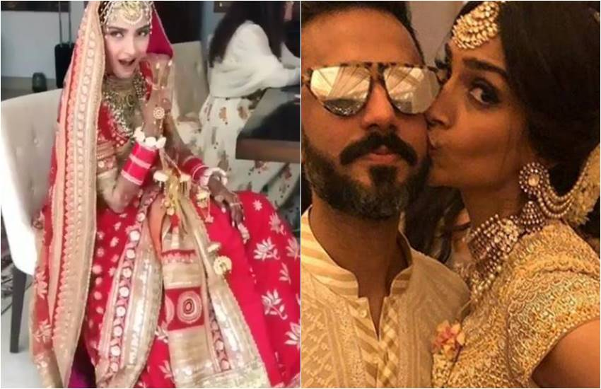 sonam kapoor, sonam kapoor with anand ahuja, anand ahuja and sonam kapoor, sonam kapoor tell the love story to met anand ahuja, when sonam kapoor met anand ahuja, sonam says no ring anand gave her when he proposed, anand ahuja to miss kapoor, entertainment news, entertainment news, bollywood, news television news, entertainment news, entertainment news, bollywood, news television news