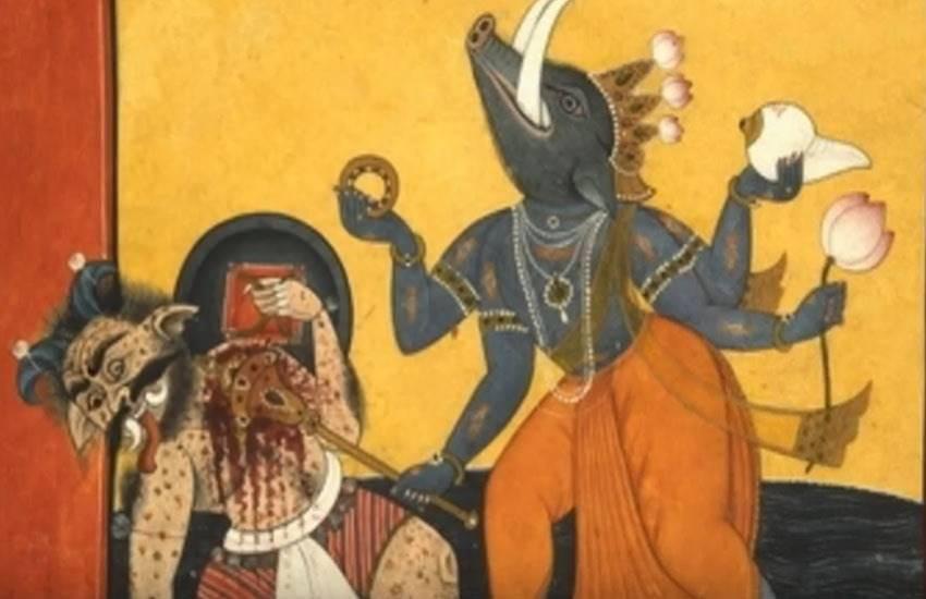 Varah Jayanti, Varah Jayanti 2018, Varah Jayanti puja, Varah Jayanti history, Varah Jayanti reason, Varah Jayanti benefits, Varah Jayanti vrat, Varah Jayanti puja vidhi, Varah, Varah vishnu, vishnu and varah, Significance Of Varah Jayanti, religion news