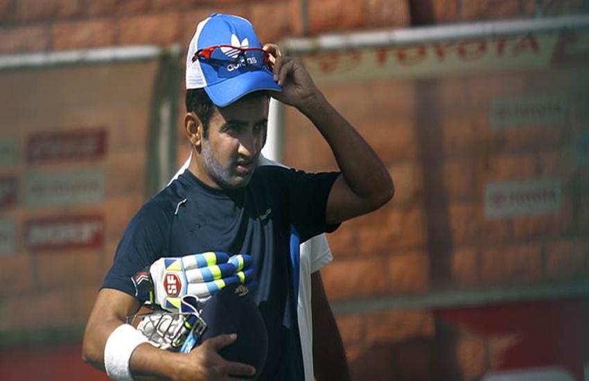 Gautam Gambhir, Cricket News