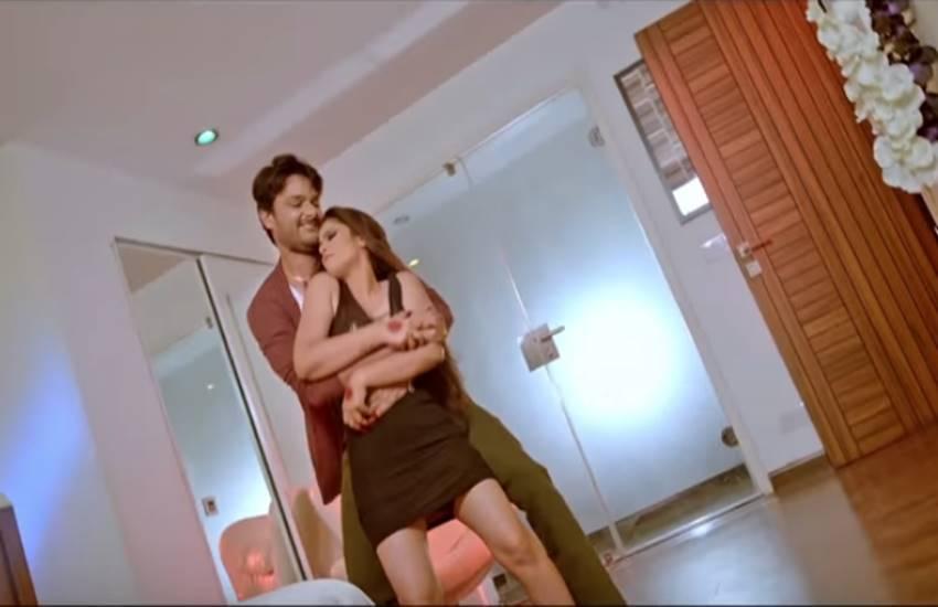nidhi jha, gaurav jha, bhojpuri, film, actress