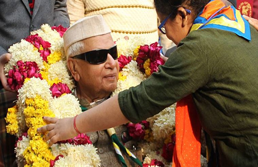 ND Tiwari, Congress