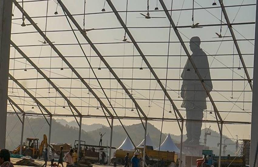Statue of Unity, Sardar Vallabhbhai Patel
