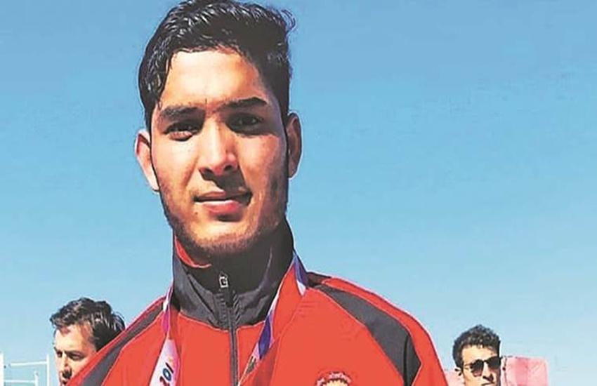 Suraj Panwar, Youth Olympics 2018