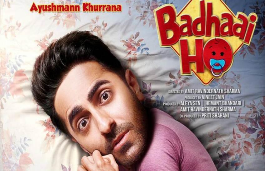 badhaai ho, badhaai ho movie review, badhaai ho review, badhaai ho movie download, badhaai ho full movie download, badhaai ho movie download online, badhaai ho movie, badhaai ho movie release date, badhaai ho rating, badhaai ho cast, badhai ho, badhai ho review, badhai ho movie review, badhai ho cast, Sanya Malhotra, Ayushman Khurrana, ayushmann khurrana badhai ho
