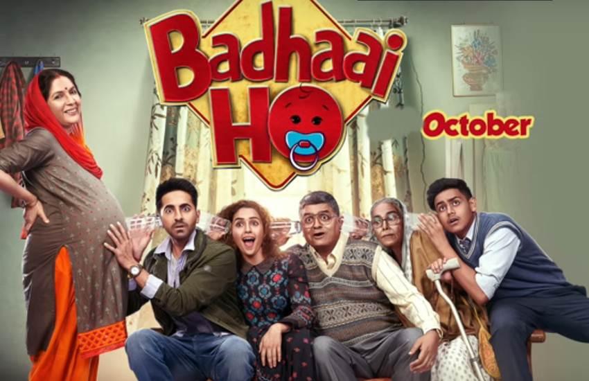 Badhaai Ho, Badhaai Ho movie review, Badhaai Ho review, Badhaai Ho, Badhaai Ho movie, Badhaai Ho movie download, Badhaai Ho full movie download, Badhaai Ho movie download online, Badhaai Ho rating, Badhaai Ho film rating, Badhaai Ho movie release date, Badhaai Ho rating, Badhaai Ho cast, Badhaai Ho Aayush Sharma, Aayush Sharma Badhaai Ho, Ayushmann Khurrana, Sanya Malhotra, Ayushmann Khurrana, Sanya Malhotra, Ayushmann Khurrana Badhaai Ho