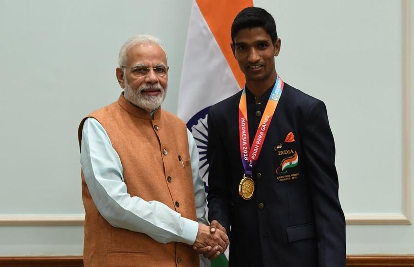Narayan Thakur, Narendra modi