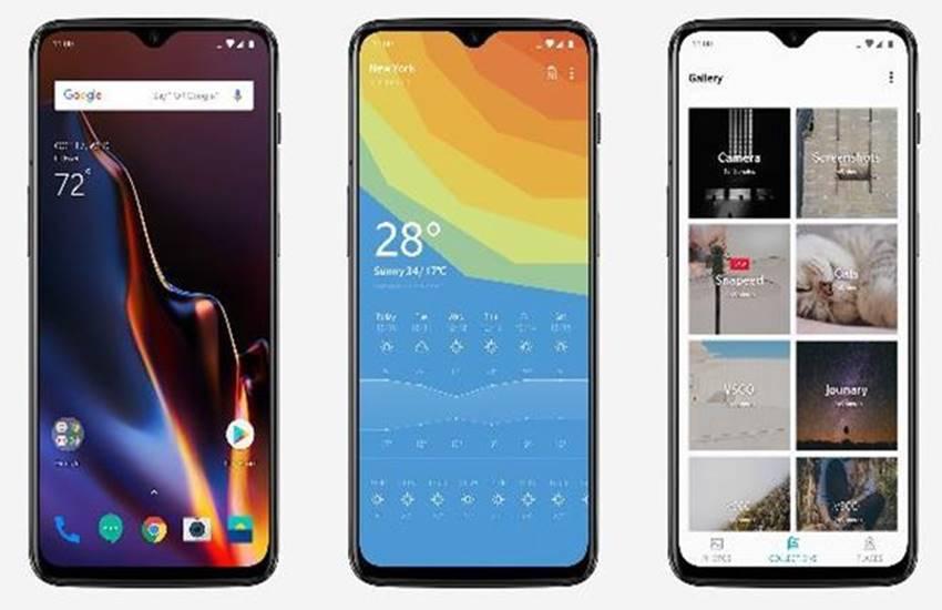 OnePlus 6T, OnePlus, OnePlus 6, waterdrop style notch