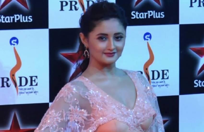 rashmi desai, actress, fashion show