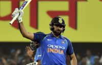 India vs west indies, rohit sharma