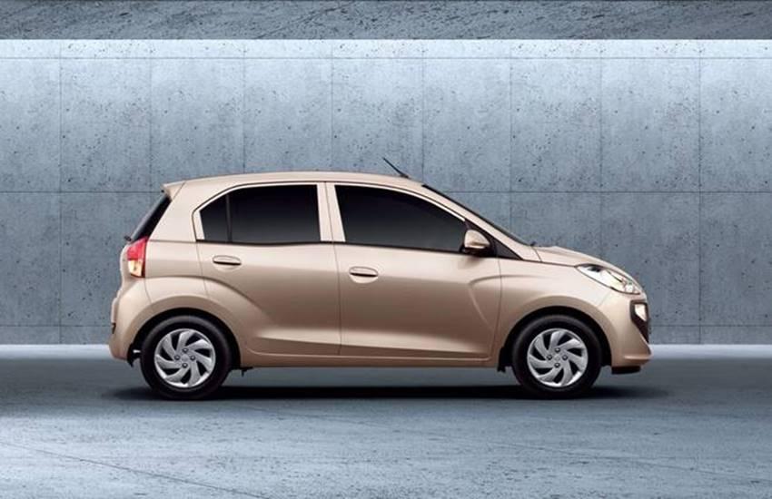 Hyundai Santro Launch in India