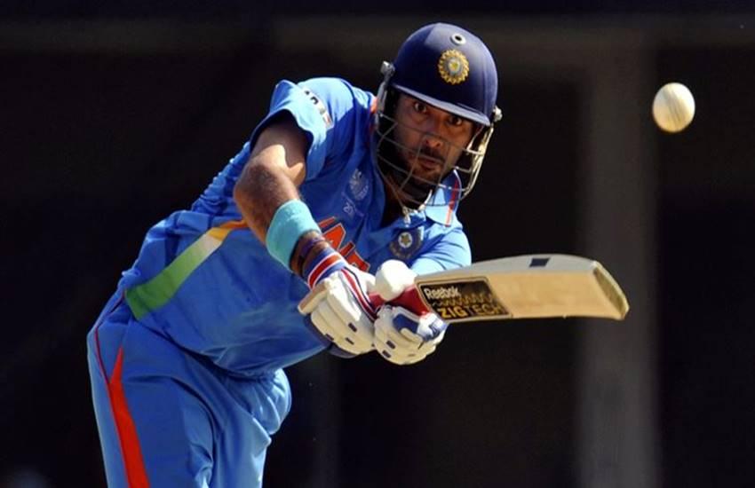 फिर चला युवराज सिंह का बल्ला, 5 छक्के और 6 चौके लगा टीम को दिलाई शानदार जीत