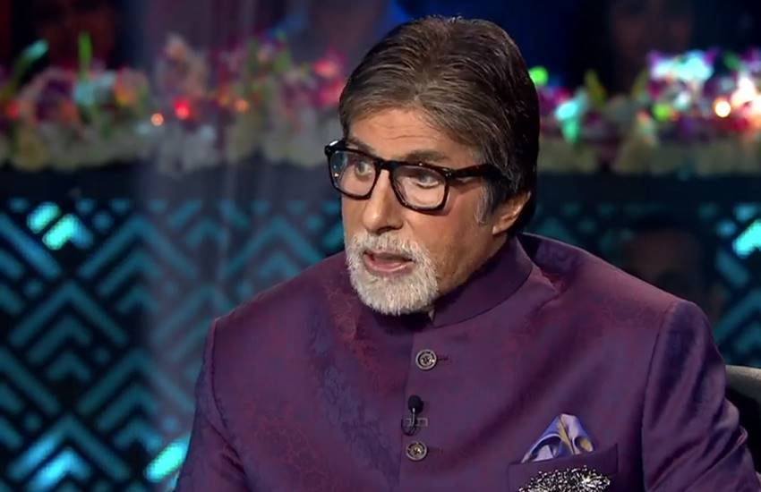 kbc 10, when amitabh bachchan in his bad phase, bigg b life bad phase, bigg b in kbc 10, amitabh bachchan sell his car and bought maruti 800, bigg b maruti 800 model, amitabh bachchan share a story in kbc show, amitabh share superstar rajesh khanna