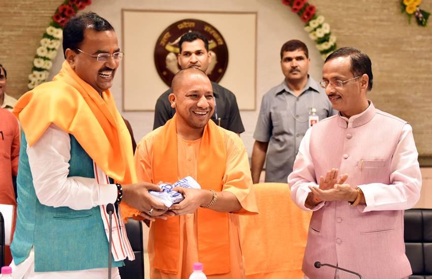 cases against deputy CM Keshav Prasad Maurya to be withdrawn by Yogi Adityanath govt