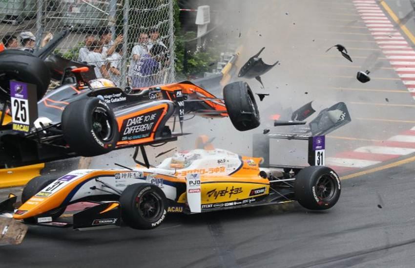 Macau GP 2018
