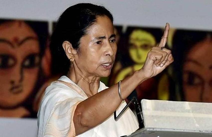 Mamata Banerjee, Income Tax Department