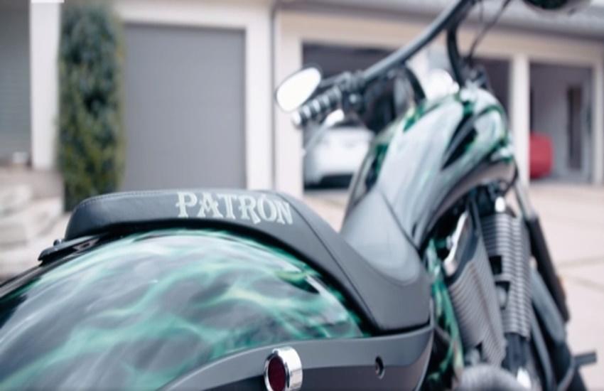 Motorcycle,tequila,Patron,Mexico, Bike, Technology news, Technology,Spirits Company,Harley Davidson