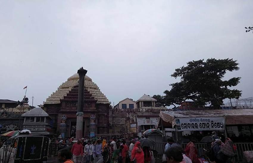 jagannath puri temple