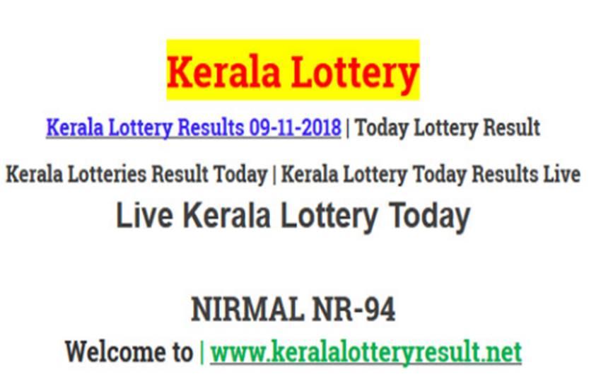 lottery, kerala lottery, nirma lottery