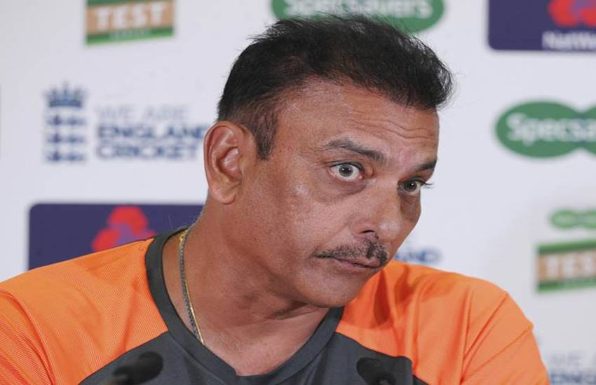 team india coach ravi shastri ,ravi shastri, ravi shastri slams critics