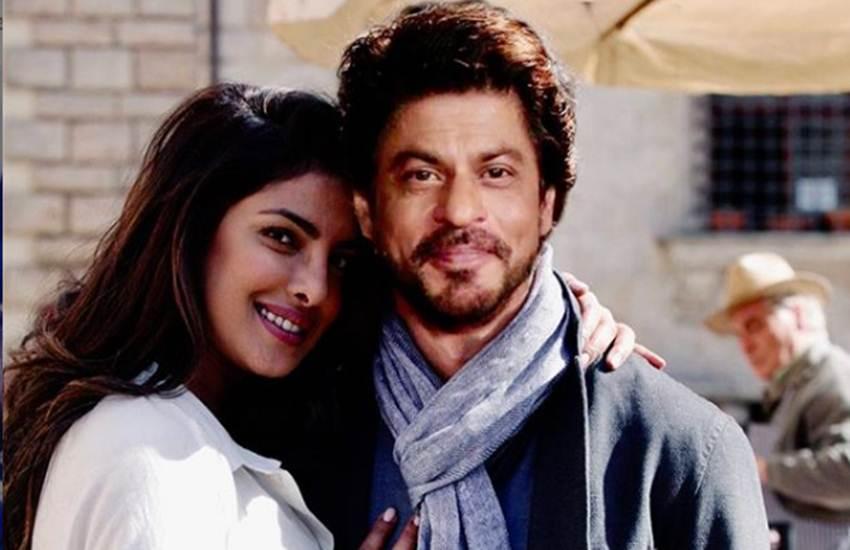 Shahrukh khan, priyanka chopra, Shahrukh khan priyanka chopra, Shahrukh khan relationship priyanka chopra, ranveer singh, deepika padukone