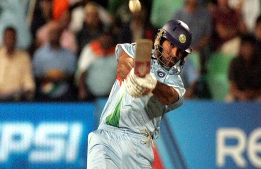 युवराज सिंह से 6 छक्के खाने वाले गेंदबाज ने खुद को किया ट्रोल, सोशल मीडिया कर रहा जमकरतारीफ