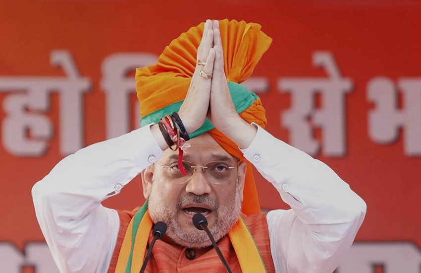 Amit Shah, Rajasthan elections