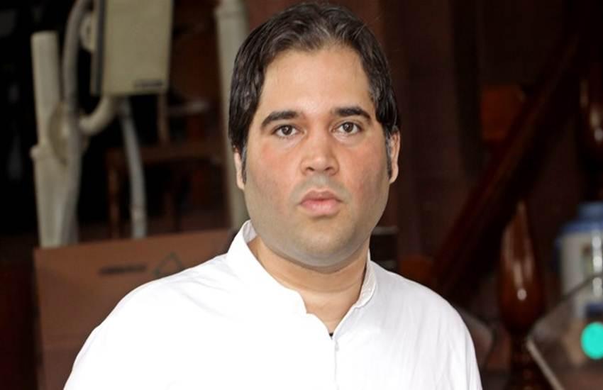 BJP MP Varun gandhi