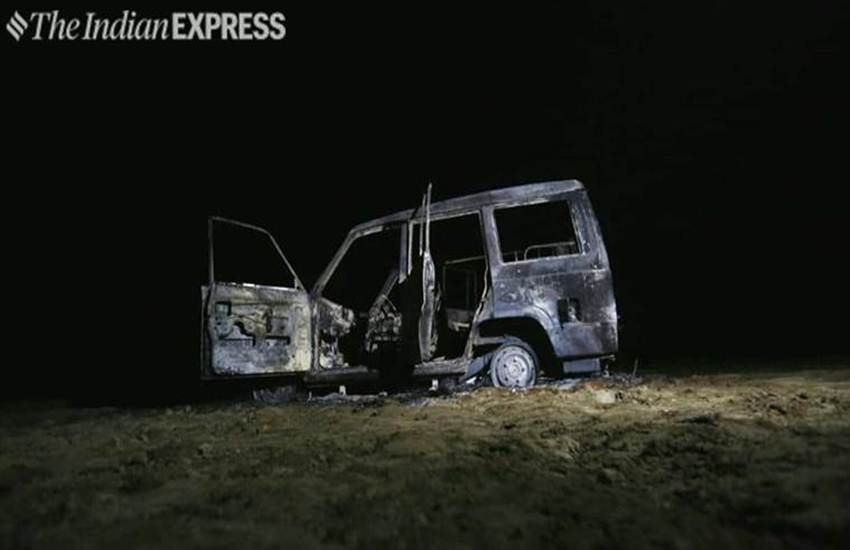 Bulandshahr violence, Jitendra Malik, Jeetu fauji detained, UP police, Uttar Pradesh, UP cop killing, Subodh kumar singh's murder, UP cow vigilantism, India news,