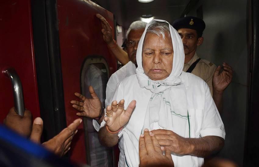 Lalu Yadav, Lalu health update